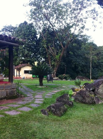 Rio Bonito, RJ: Area de lazer