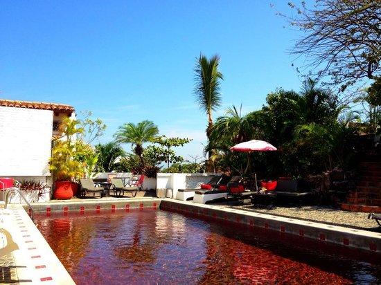Casa Dulce Vida: Dulce Vida Pool - Red Venetian Tile