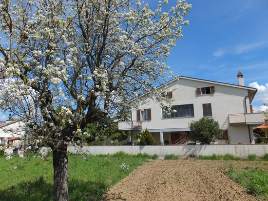Bed and Breakfast Cascina Antonini: La casa