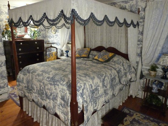 The Fox Inn Bed & Breakfast: William Fox Room