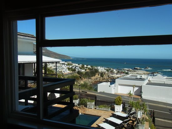 "51 On Camps Bay Guesthouse: ""Sea View"""