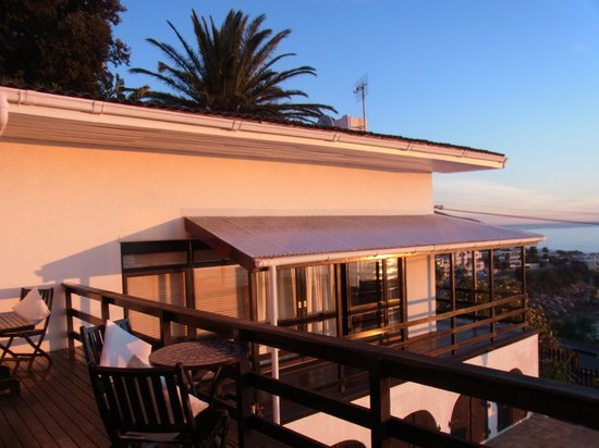 51 On Camps Bay Guesthouse: Sonnenuntergang
