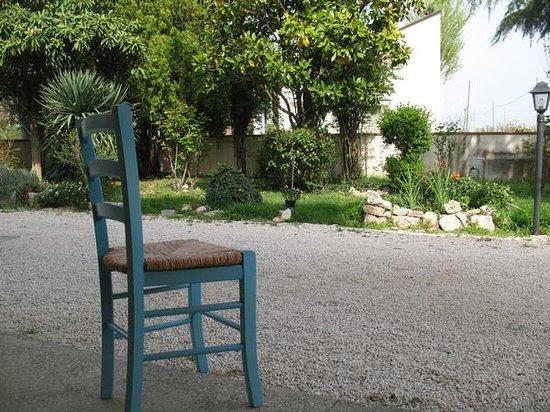 Bed and Breakfast Cascina Antonini: Il parcheggio