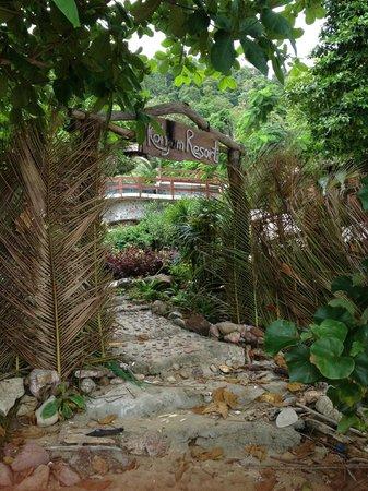Koh Jum Resort: .