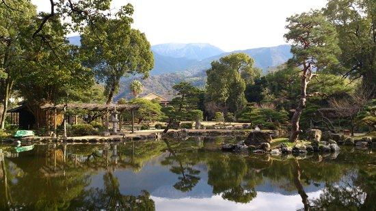 Tenshaen Garden: 南予アルプス