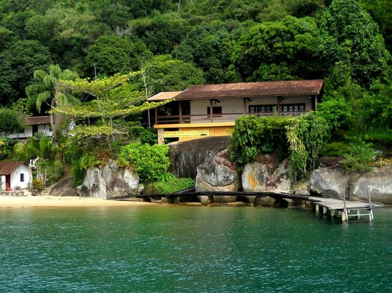 Eh-Laho: Restaurante Catimbau (Eh-lahô), na Praia do Baré