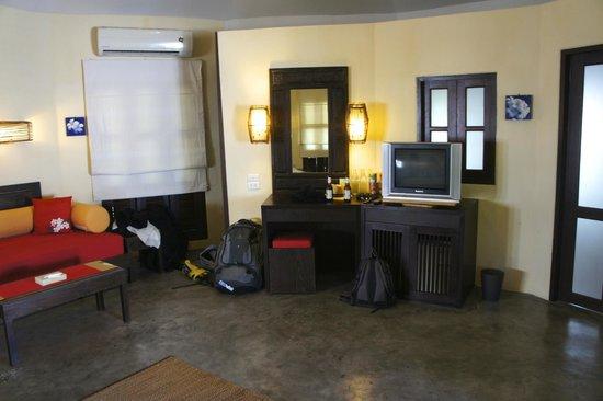 Pariya Resort & Villas Haad Yuan: room