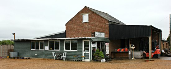 The Orchard Tea Room: Exterior of Shop