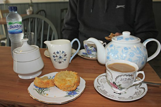 The Orchard Tea Room: Lovely China