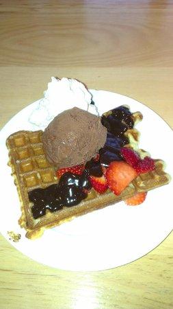Xavier Artisan: waffles