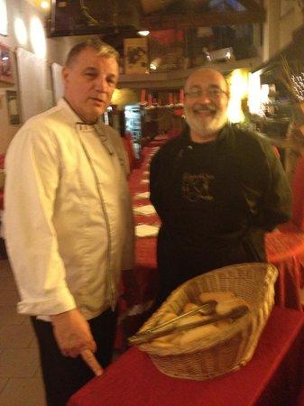 Le Jardin de la Tour : Avec le chef Jean-Marc Larrue