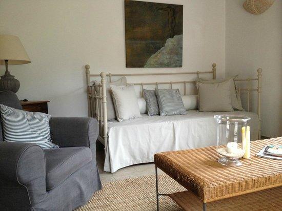 Ca'n Quatre Finca-Hotel: lounge area