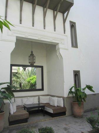 Zaouia 44: Courtyard