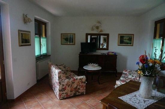 Il Vecchio Noce: living room