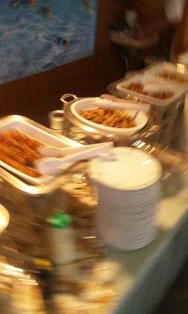 Clement Uwajima Hotel: ビアガーデン