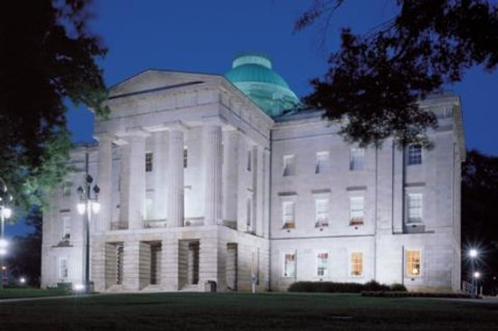 Wake Forest, NC: North Carolina State Capitol