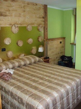 Hotel Assietta : il calore del legno