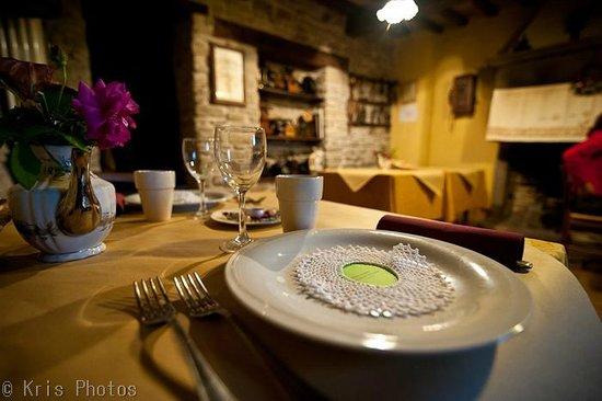 Il Girone dei Golosi - Ristorante del Castello della Pieve: ristorantino
