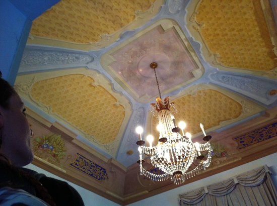 Villa Alta: Ceiling