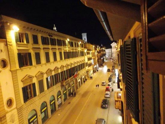 Hotel Gioia: Panorama notturno