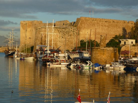 Port de Kyrenia : Kyrenia