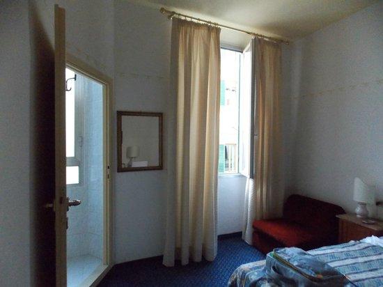 Hotel Gioia: Le finestre