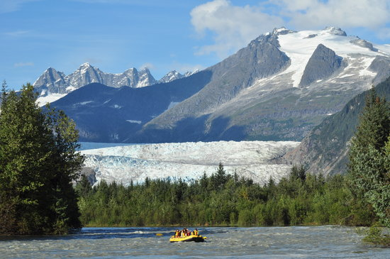 Best of Alaska Mendenhall Glacier Float Trip