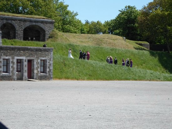 Crownhill Fort: Photos!