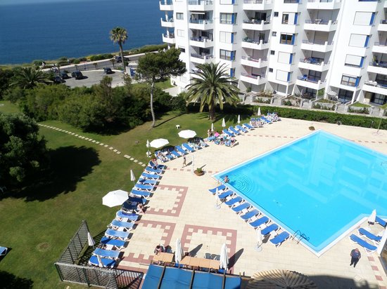 Pestana Cascais: View from the balcony looking north east
