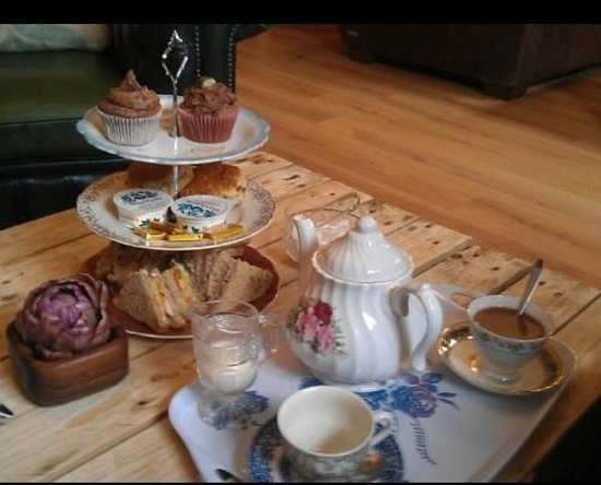 Bay Tree Tea Room Restaurant Welshpool