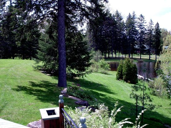 Serenita Spa Auberge: Les Jardins/The Gardens