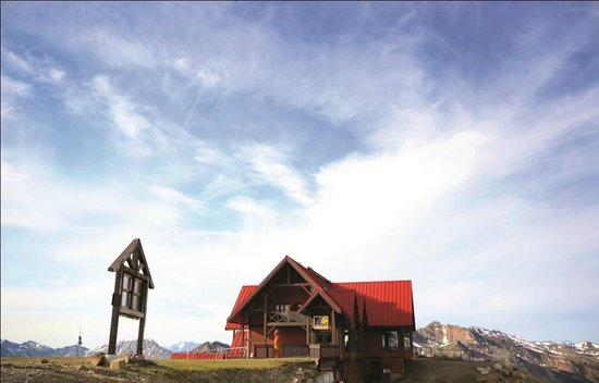 Eagle's Eye Restaurant - Kicking Horse Mountain Resort: Eagle's Eye Summer