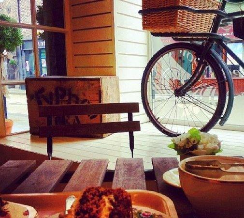 Bay Tree Tea Room Restaurant Welshpool