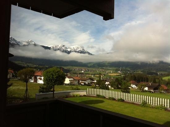 Dolomit Family Resort Garberhof: vista dalla stanza