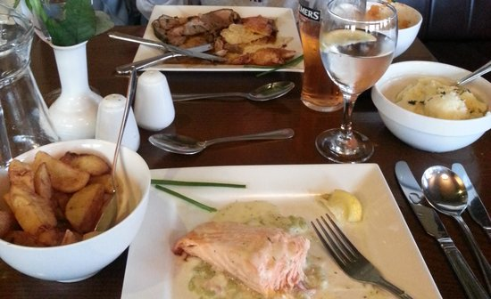 Lunch date - Review of The Cosy Kitchen, Roscrea, Ireland