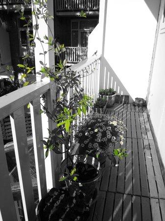Le Quartier Sonang: balcony