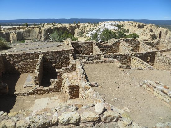 Ramah, NM: Pueblo Indian ruins