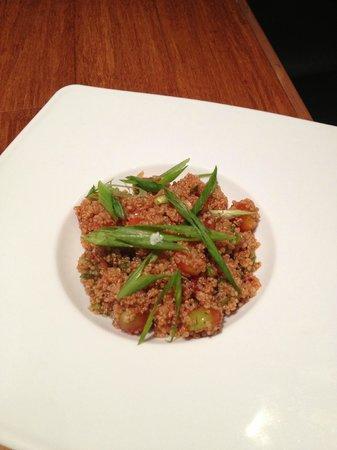 Justin's : quinoa salad