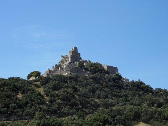 Il Parco Archeominerario di San Silvestro: Rocca