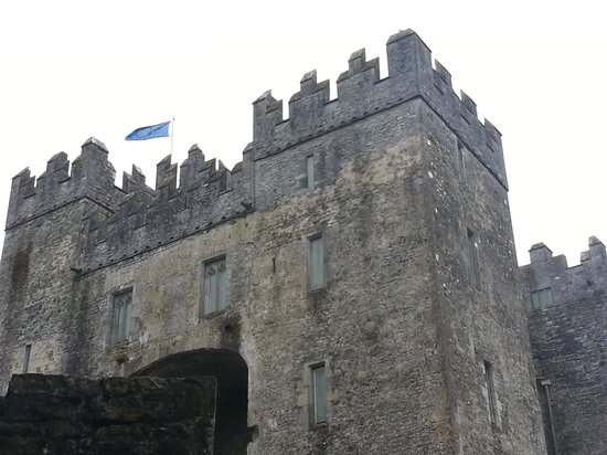Банрэтти, Ирландия: Bunratty Castle itself