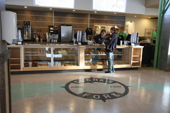 Clark's Fork : Discover Fresher Food!
