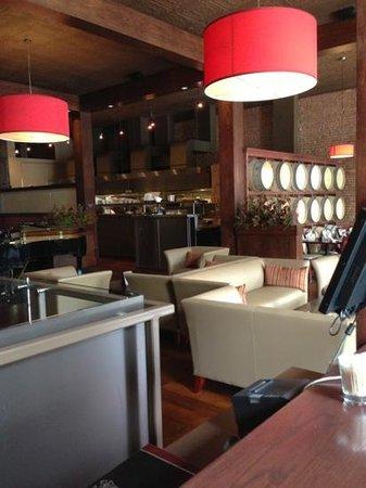 The Cellar Restaurant: Upstairs/Street Level Wine Bar and Restaurant