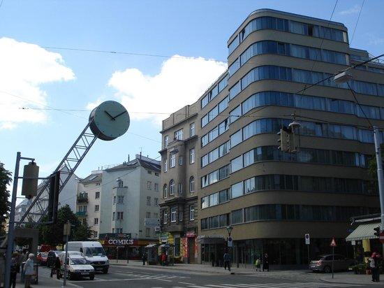 Eurostars Embassy Hotel: 2