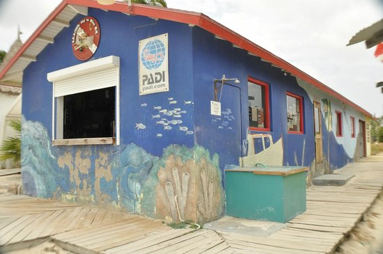 S.E. Aruba Fly 'n Dive