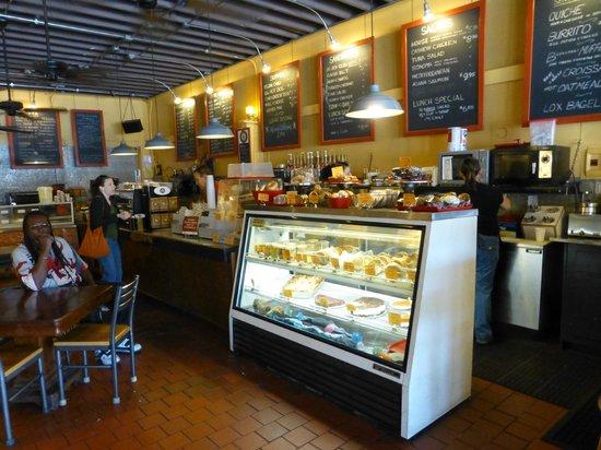 Coffee Bazaar: bright and cheery