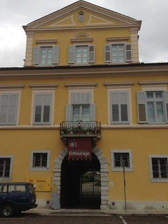 Grand Hotel Entourage - Palazzo Strassoldo: grand hotel entourage