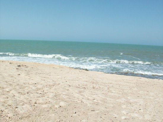 Zita Beach Resort: Plage