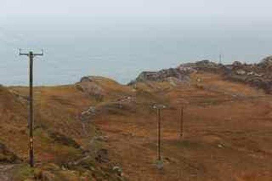Sheep's Head Peninsula: Follow the power lines!
