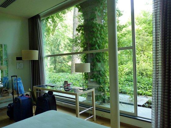 Le Notti in Villa: Our room