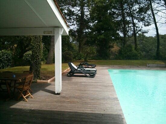 Madame Vacances Villas Club Royal Aquitaine : pool